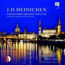 Johann David Heinichen (1683-1729): Dresden Sonaten, CD