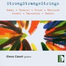 Elena Casoli,Gitarre, CD