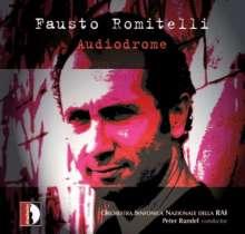 Fausto Romitelli (1963-2004): Orchesterwerke, CD