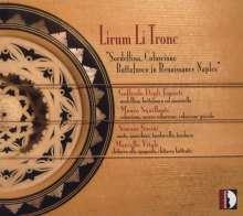"Giovanni Lorenzo Baldano (1576-1660): Kammermusik für Sordellina & Buttafuoco ""Lirum Li Tronc"", CD"