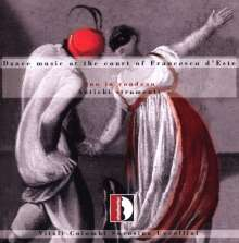 Duo in Rondeau - Tanzmusik am Hofe Francescos d'Este, CD