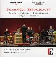 I Percussionisti della Scala - Percussion Masterpieces, CD