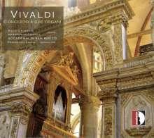 Antonio Vivaldi (1678-1741): Orgelkonzerte, CD