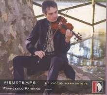 Henri Vieuxtemps (1820-1881): Werke für Violine solo, CD