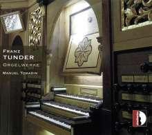 Franz Tunder (1614-1667): Sämtliche Orgelwerke, 2 CDs