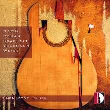 Enea Leone - Guitar, CD