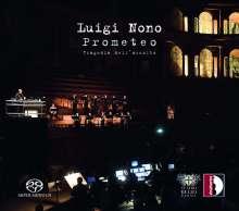 Luigi Nono (1924-1990): Prometeo, 2 Super Audio CDs