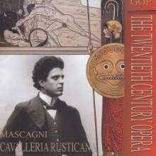 Pietro Mascagni (1863-1945): Cavalleria Rusticana, CD