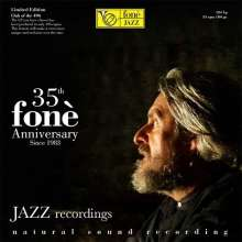 Jazz Recordings: 35th Fonè Anniversary (Limited Edition), LP