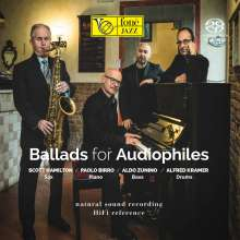 Scott Hamilton (geb. 1954): Ballads For Audiophiles, Super Audio CD