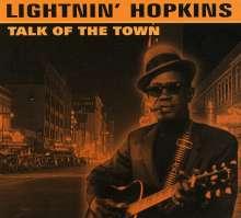 Sam Lightnin' Hopkins: Talk Of The Town, CD