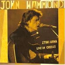 John Hammond: Live In Greece, CD