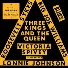 Victoria Spivey: Three Kings And The Queen (180g), LP