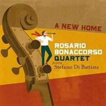 Rosario Bonaccorso & Stefano Di Battista: A New Home, CD