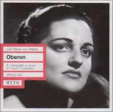 Carl Maria von Weber (1786-1826): Oberon, 2 CDs