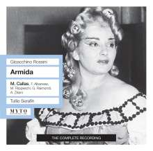 Gioacchino Rossini (1792-1868): Armida, 2 CDs
