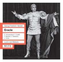 Georg Friedrich Händel (1685-1759): Herakles, 2 CDs