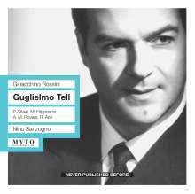 Gioacchino Rossini (1792-1868): Wilhelm Tell, 2 CDs
