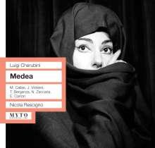 Luigi Cherubini (1760-1842): Medea, 2 CDs