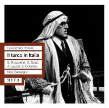Gioacchino Rossini (1792-1868): Il Turco in Italia, 2 CDs