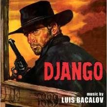 Filmmusik: Django, CD