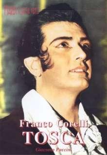 Giacomo Puccini (1858-1924): Tosca (Opernverfilmung), DVD