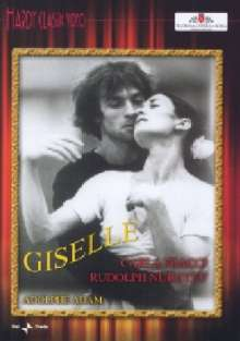 Rudolf Nureyev & Carla Fracci - Giselle, DVD
