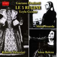 Gaetano Donizetti (1797-1848): 3 Opern-Gesamtaufnahmen, 6 CDs