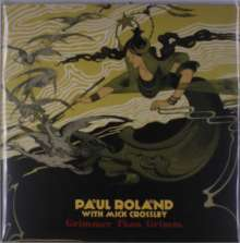 Paul Roland: Grimmer Than Grimm (Limited-Numbered-Edition) (Red Vinyl), LP