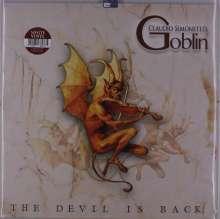 Claudio Simonetti: The Devil Is Back (Limited Edition) (White Vinyl), LP