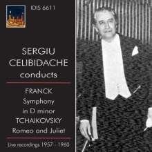Sergiu Celibidache conducts, CD