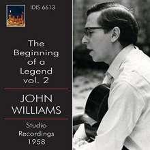 John Williams - The Beginning of a Legend Vol.2, CD