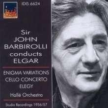 John Barbirolli conducts Elgar, CD