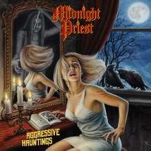 Midnight Priest: Aggressive Hauntings, CD