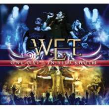 W.E.T.: One Live: In Stockholm 2013 (2 CD + DVD), 2 CDs und 1 DVD