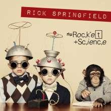 Rick Springfield: Rocket Science, CD
