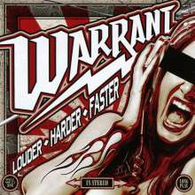 Warrant: Louder, Harder, Faster, CD