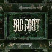 Bigfoot (UK): Bigfoot, CD