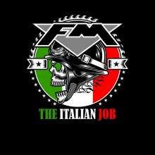 FM (GB): The Italian Job, 1 CD und 1 DVD