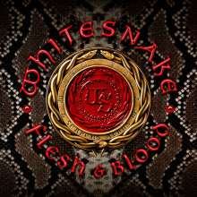 Whitesnake: Flesh & Blood, CD