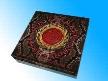 Whitesnake: Flesh & Blood (Limited Edition Boxset), 2 LPs, 1 CD und 1 DVD