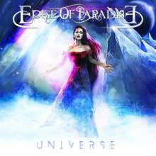 Edge Of Paradise: Universe, CD