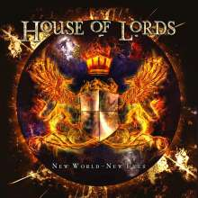 House Of Lords: New World - New Eyes, CD