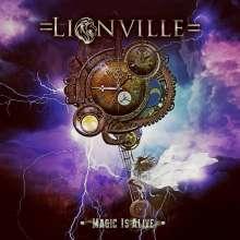 Lionville: Magic Is Alive, CD