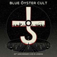 Blue Öyster Cult: 45th Anniversary Live In London, 1 CD und 1 DVD