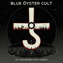 Blue Öyster Cult: 45th Anniversary: Live In London, Blu-ray Disc