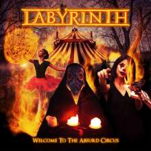 Labyrinth: Welcome To The Absurd Circus, CD