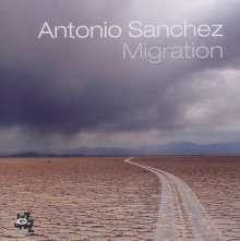 Antonio Sanchez (geb. 1971): Migration, CD
