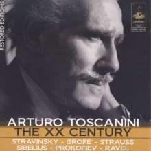 Arturo Toscanini - The XX Century, 2 CDs