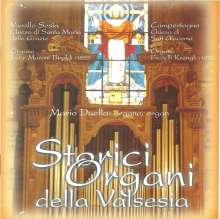 Marco Duella - Storici Organi della Valsesia, CD